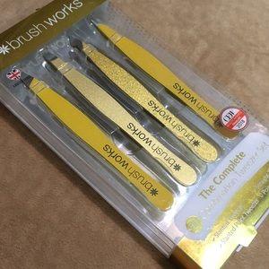 HD Tweezer Combination Kit